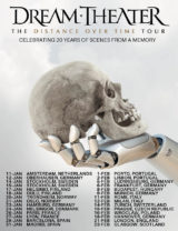 Dream Theater - Distance over Time Tournee EU