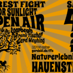 Forest Fight for Sunlight Open Airr
